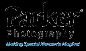 Parker Photography Black Logo with Tagline